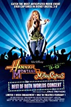 Hannah Montana and Miley Cyrus: Best of Both Worlds Concert (2008) Poster