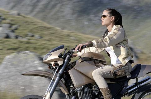 Angelina Jolie in Lara Croft Tomb Raider: The Cradle of Life (2003)