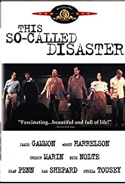 This So-Called Disaster: Sam Shepard Directs the Late Henry Moss (2003) Poster - Movie Forum, Cast, Reviews