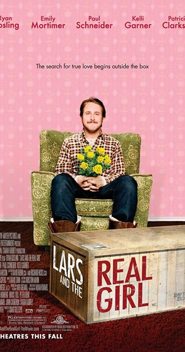 lars and the real girl belonging Get lars and the real girl dvd and blu-ray release date, trailer, movie poster and movie stats having endured a difficult childhood, lars lindstrom is an odd but.