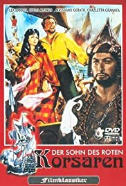The Pirate and the Slave Girl Poster