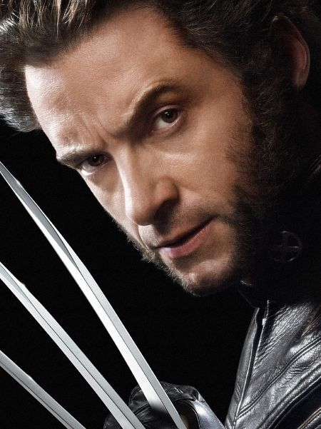 Hugh Jackman is Logan/Wolverine