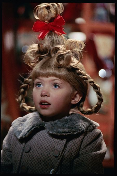 Taylor Momsen in How the Grinch Stole Christmas (2000)