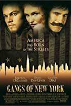 Image of Gangs of New York