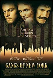 Gangs of New York(2002) Poster - Movie Forum, Cast, Reviews