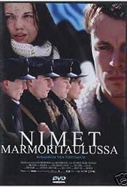 Nimed marmortahvlil(2002) Poster - Movie Forum, Cast, Reviews