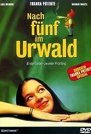 Nach Fünf im Urwald(1995) Poster - Movie Forum, Cast, Reviews
