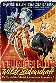 Beauty and the Bullfighter Poster