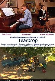 Teardrop Poster