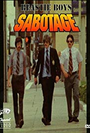 Beastie Boys: Sabotage (1994) Poster - Movie Forum, Cast, Reviews