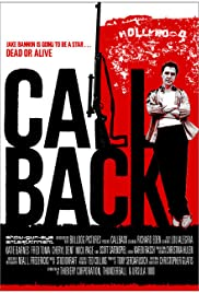 Callback Poster