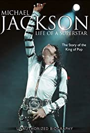 Michael Jackson: Life of a Superstar Poster