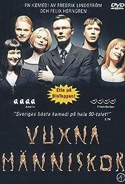 Vuxna människor(1999) Poster - Movie Forum, Cast, Reviews