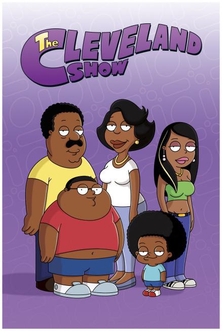 The Cleveland Show saison 3 en français