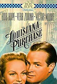 Louisiana Purchase(1941) Poster - Movie Forum, Cast, Reviews