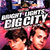 Phoebe Cates, Michael J. Fox, and Kiefer Sutherland in Bright Lights, Big City (1988)
