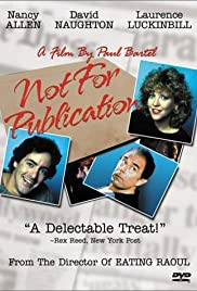 Not for Publication Poster