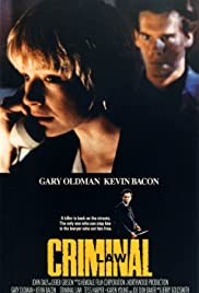 Criminal Law (1988) Poster - Movie Forum, Cast, Reviews