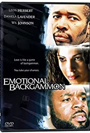 Emotional Backgammon Poster