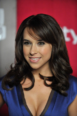 Lacey Chabert at an event for The 66th Annual Golden Globe Awards (2009)