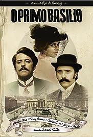 O Primo Basílio Poster