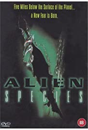 Alien Species (1996) Poster - Movie Forum, Cast, Reviews