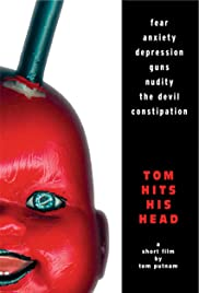Tom Hits His Head Poster