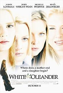 Poster Weißer Oleander