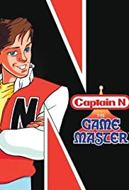 Captain N: The Game Master Poster - TV Show Forum, Cast, Reviews