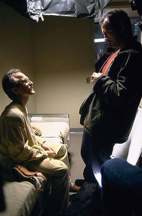 David Patrick Kelly and Iain Softley in K-PAX (2001)
