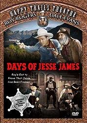Days of Jesse James poster