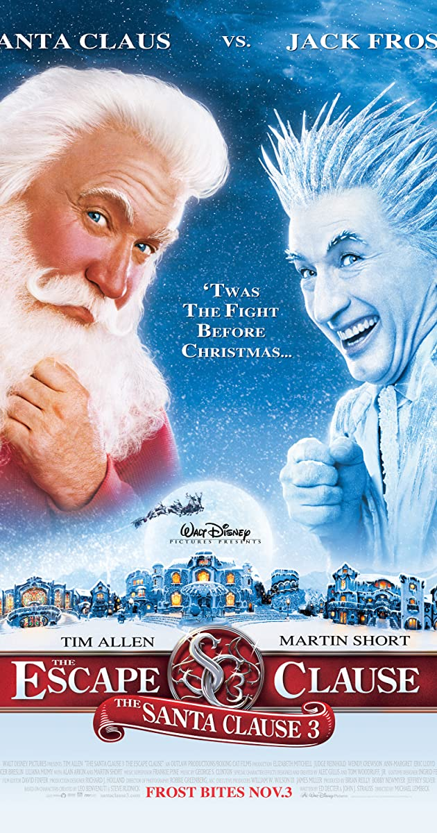the santa clause the escape clause imdb