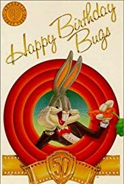 Happy Birthday, Bugs!: 50 Looney Years Poster