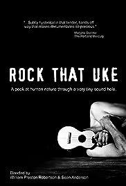 Rock That Uke Poster