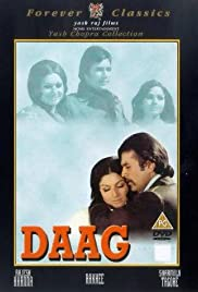 Daag: A Poem of Love Poster