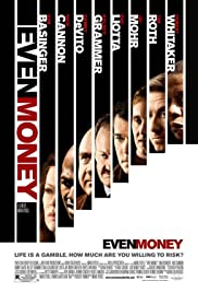 Even Money Poster