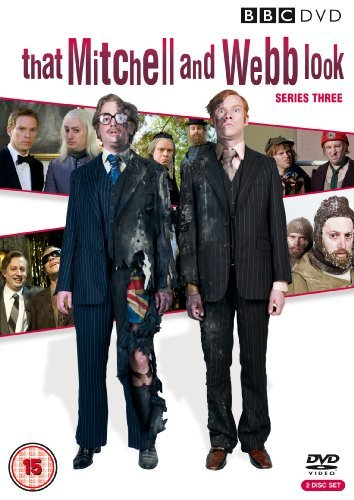 David Mitchell and Robert Webb in That Mitchell and Webb Look (2006)