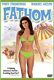 Fathom(1967) Poster - Movie Forum, Cast, Reviews