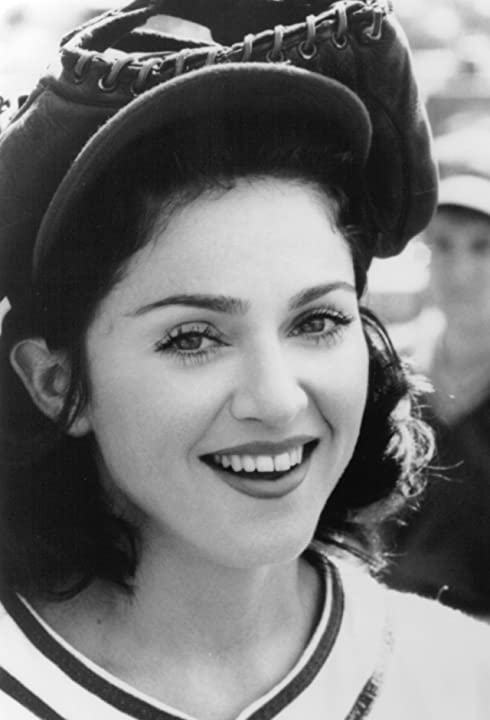 Madonna in A League of Their Own (1992)