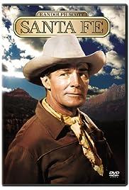 Santa Fe(1951) Poster - Movie Forum, Cast, Reviews