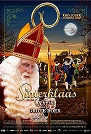 Sinterklaas en het geheim van het grote boek Poster
