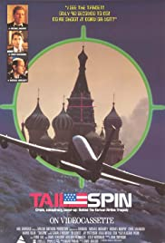Tailspin: Behind the Korean Airliner Tragedy (1989) Poster - Movie Forum, Cast, Reviews