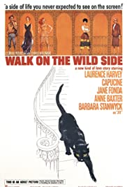 Walk on the Wild Side (1962) Poster - Movie Forum, Cast, Reviews