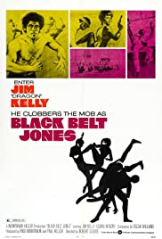 Black Belt Jones Poster