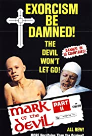Mark of the Devil Part II(1973) Poster - Movie Forum, Cast, Reviews