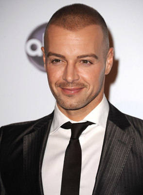 Joey Lawrence at Dancing with the Stars (2005)