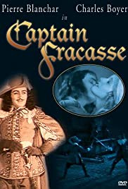 Le capitaine Fracasse Poster