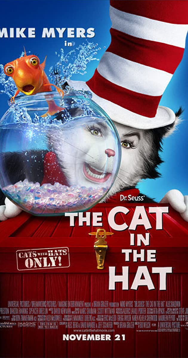 The Cat in the Hat (2003) - IMDb