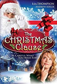 The Christmas Clause Poster