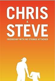 Chris & Steve Poster